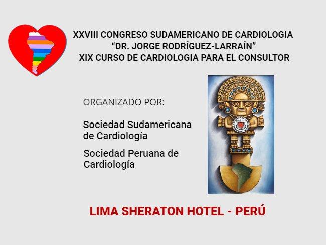 XXVIII Congreso Sudamericano De Cardiología