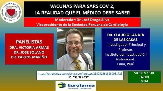 Vacunas para el SARS-CoV-2, la realidad que el médico debe saber