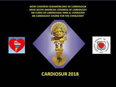 XXVIII CONGRESO SUDAMERICANO DE CARDIOLOGIA Y XIX CURSO INTERNACIONAL DE CARDIOLOGIA PARA EL CONSULTOR