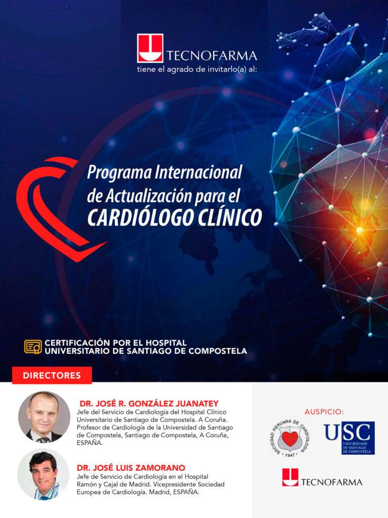 Curso Internacional de Cardiología – TECNOFARMA